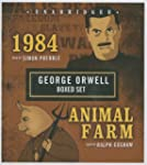 1984/Animal Farm: George Orwell Boxed...
