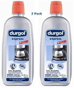 Durgol Universal Express Multipurpose Decalcifier, 16.9 Fluid Ounce Bottle by Durgol