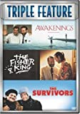 Cover art for  Awakenings/The Fisher King/The Survivors