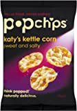 Popchips Katy's Kettle Corn Chips 28 g (Pack of 24)