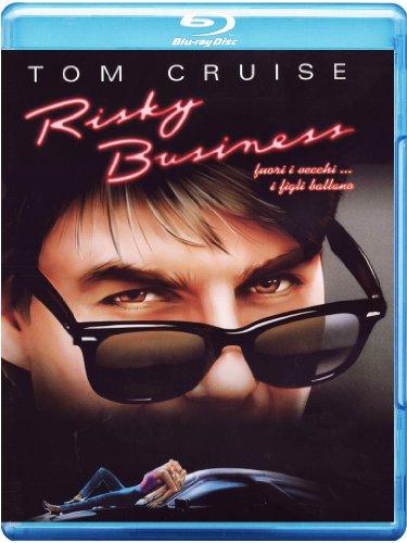 Risky business - Fuori i vecchi... i figli ballano [Blu-ray] [IT Import]