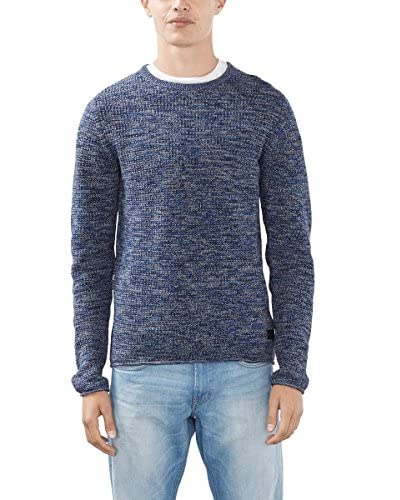 edc by ESPRIT Pullover Blue (Navy 400)