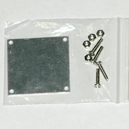 1 Complete Southbridge Plate X-Clamp Fix kit for all XBOX 360 RROD Repair E04 E09 E71 E73 E74 E79 and Cooling Mod Upgrade
