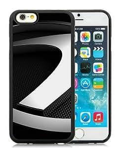 6 4.7 TPU Case,Lexus logo 2 Black iPhone 6 4.7 inch TPU case