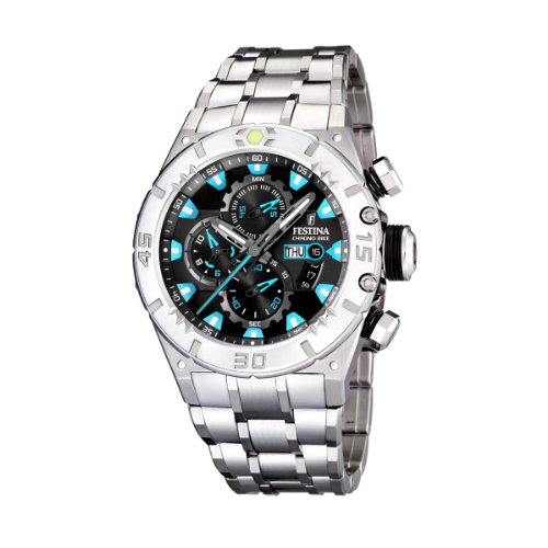 Festina Gents Watch Tour-Chrono 2010 F16527/5