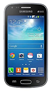 Samsung Galaxy S Duos 2 GT S7582  Black  available at Amazon for Rs.9450