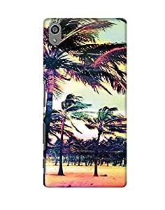 Pick Pattern Back Cover for Sony Xperia Z5 Plus (MATTE)
