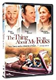 The Thing About My Folks [DVD] [2005]