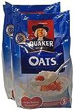 #9: Star Combo - Quaker Oats White, 1Kg (Pack of 2) Promo Pack