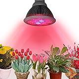 InnooTech Pflanzenlampe E27 24W Led Wachstumslampe...