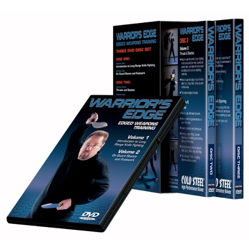 Warrior'S Edge: Edged Weapons Training (Dvd Set)