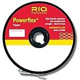 Rio: Powerflex Tippet 30yd LineWeight 4x 0.007in 0.178mm