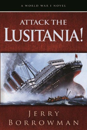 Attack the Lusitania!, Jerry Borrowman