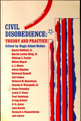 civil disobedience and theory of anarchy Tolstoy on civil disobedience and non- violence benjamin tucker instead of a book, by a man too busy to write one gordon tullock, ed further explorations in the theory of anarchy robert paul wolff in defence of anarchism # george woodcock anarchism: a history of libertarian ideas and movements # ev zenker.