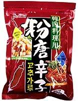 ユウキ食品 粉唐辛子(韓国料理用) 200g