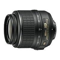 Nikon 18-55mm f/3.5-5.6G AF-S DX VR Nikkor Zoom Lens (White Box) by SSE