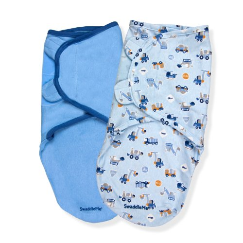 Summer Infant SwaddleMe Adjustable Infant Wrap, Transportation, Large, 2 Count (Discontinued by Manufacturer)