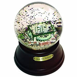 MLB Arizona Diamondbacks Bank One BallPark Arizona DiamondbacksMusical Globe by Sports Collector