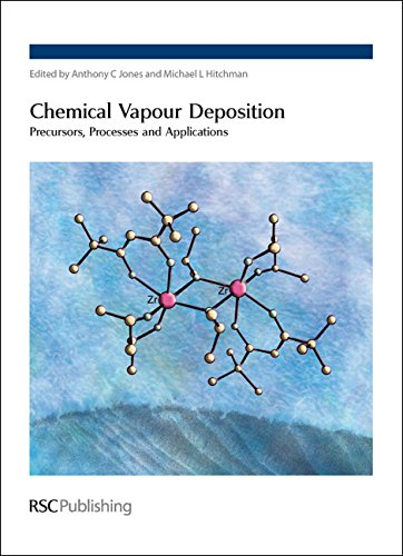 Chemical Vapour Deposition: Precursors, Processes and Applications Edition