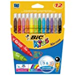 Bic Kids Couleur Washable Felt Tip Pe...