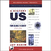 From Colonies to Country: A History of US, Book 3 | [Joy Hakim]
