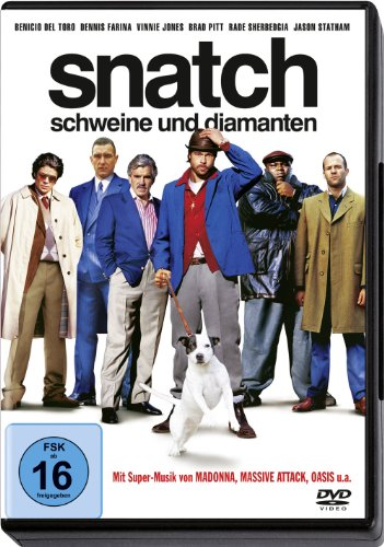 Snatch - Schweine und Diamanten (I Feel Good!)