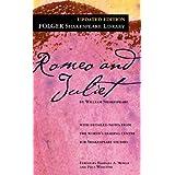 Romeo and Juliet Librería Folger Shakespeare, versión español, pasta suave