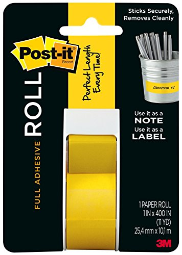 post-it-254-mm-x-10-m-super-sticky-removable-label-roll-yellow