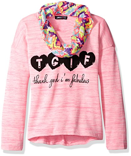 limited-too-big-girls-2-piece-set-sweater-and-scarf-neon-light-pink-7-8