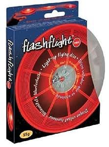 Nite Ize Flashflight Mini Disc (Red, Small)