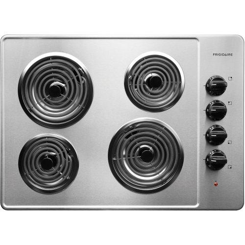Frigidaire FFEC3005LS 30 Electric Cooktop - Stainless Steel