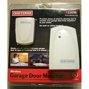 Wireless Smartphone Control Garage Door Opener Home