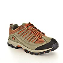 Timberland Mens Hiking Shoes Size 7 M 96140 Trailwind Mid Greige Leather
