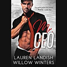 Mr. CEO Audiobook by Lauren Landish, Willow Winters Narrated by Alastair Haynesbridge, Bunny Warren