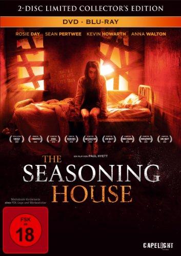 The Seasoning House - Mediabook [Blu-ray] [Alemania]
