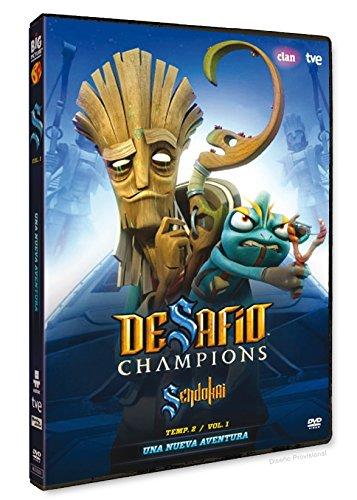 Desafío Champions Sendokai - Temporada 2, Volumen 1 (Desafio Champions Sendokai compare prices)