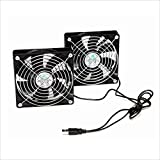 TIMELY 2連USBファン BIGFAN120U for Men Stereo BIGFAN120U-STEREO ランキングお取り寄せ