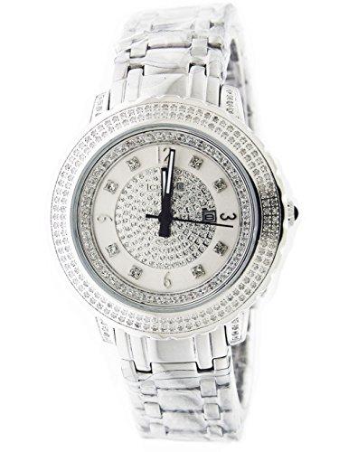 Diamond Quartz Watch