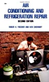 img - for Air Conditioning and Refrigeration Repair book / textbook / text book