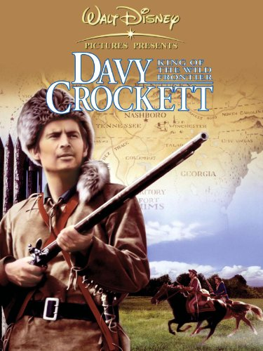 Amazon Com Davy Crockett King Of The Wild Frontier Fess
