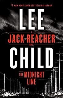 Book Cover: The Midnight Line: A Jack Reacher Novel