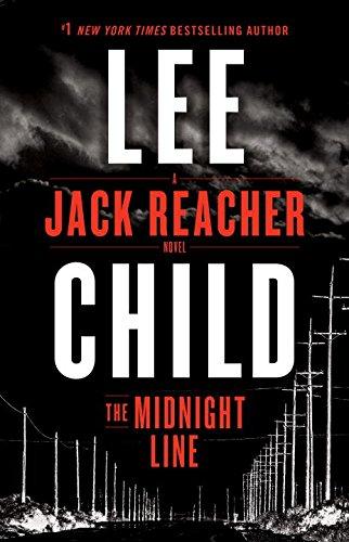 Book Cover: The Midnight Line: A Jack Reacher Novel
