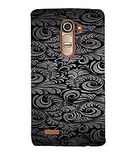 PrintVisa Ethnic Art Pattern 3D Hard Polycarbonate Designer Back Case Cover for LG G4 Mini