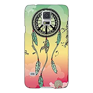 Jugaaduu Dream Catcher Back Cover Case For Samsung Galaxy S5