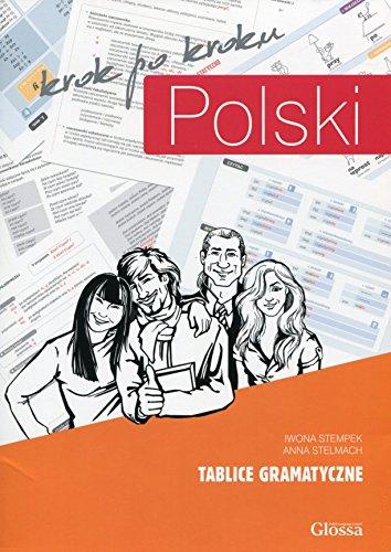 Polski krok po kroku: Tablice gramatyczne: 1