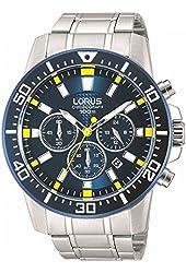Lorus - Wristwatch, Analog Quartz, caucciÌ_
