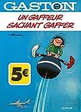 Gaston, tome 7 : Un gaffeur sachant gaffer par Franquin