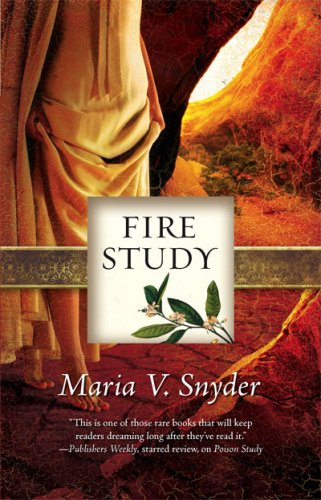 Cover of Fire Study (Study, Book 3)