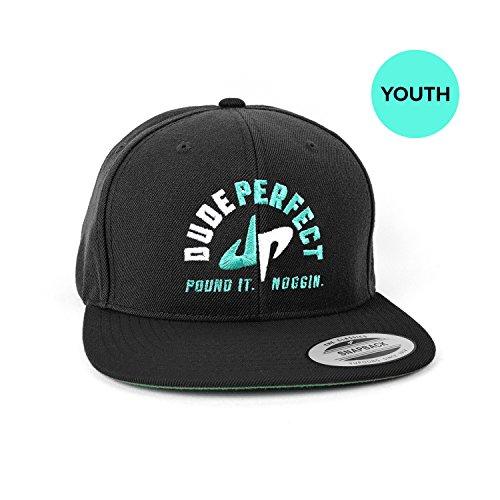 dude-perfect-youth-pound-it-noggin-snapback-black-white-green