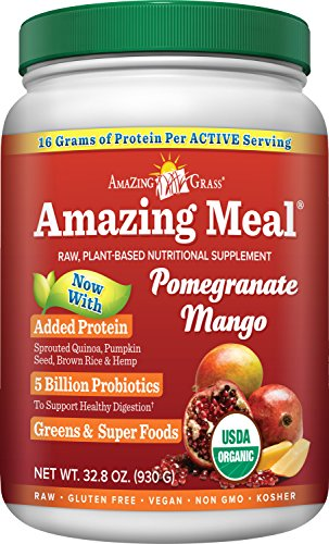 Amazing herbe incroyable repas Grenade mangue, 30